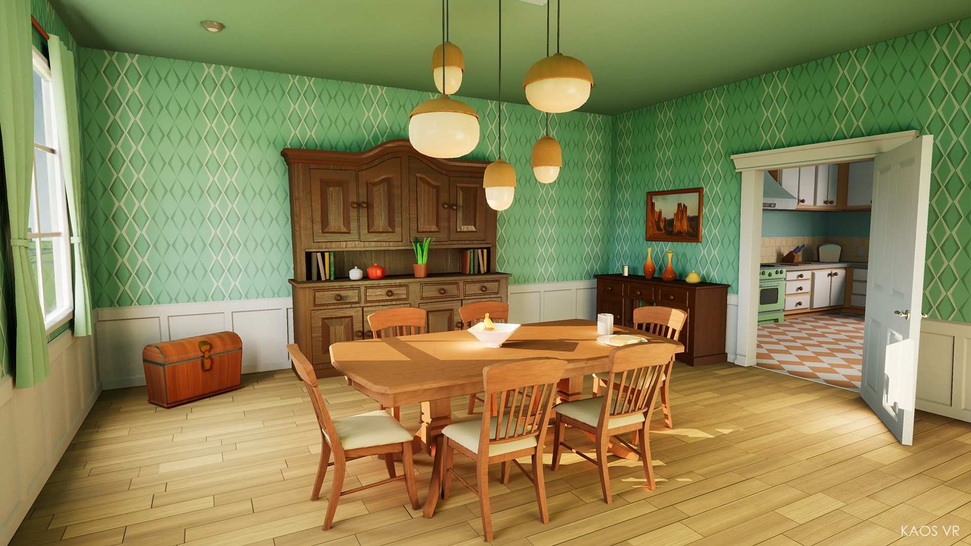 4 Ways to Accessorize a Dining Room - wikiHow