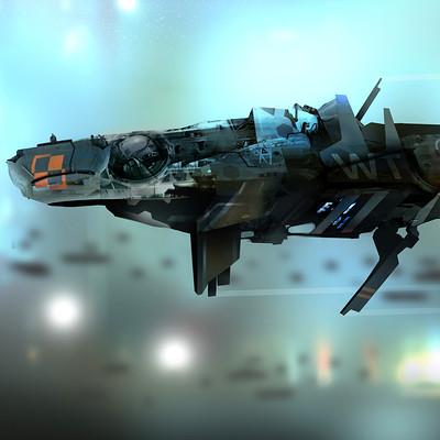 Oleg danylenko spaceship