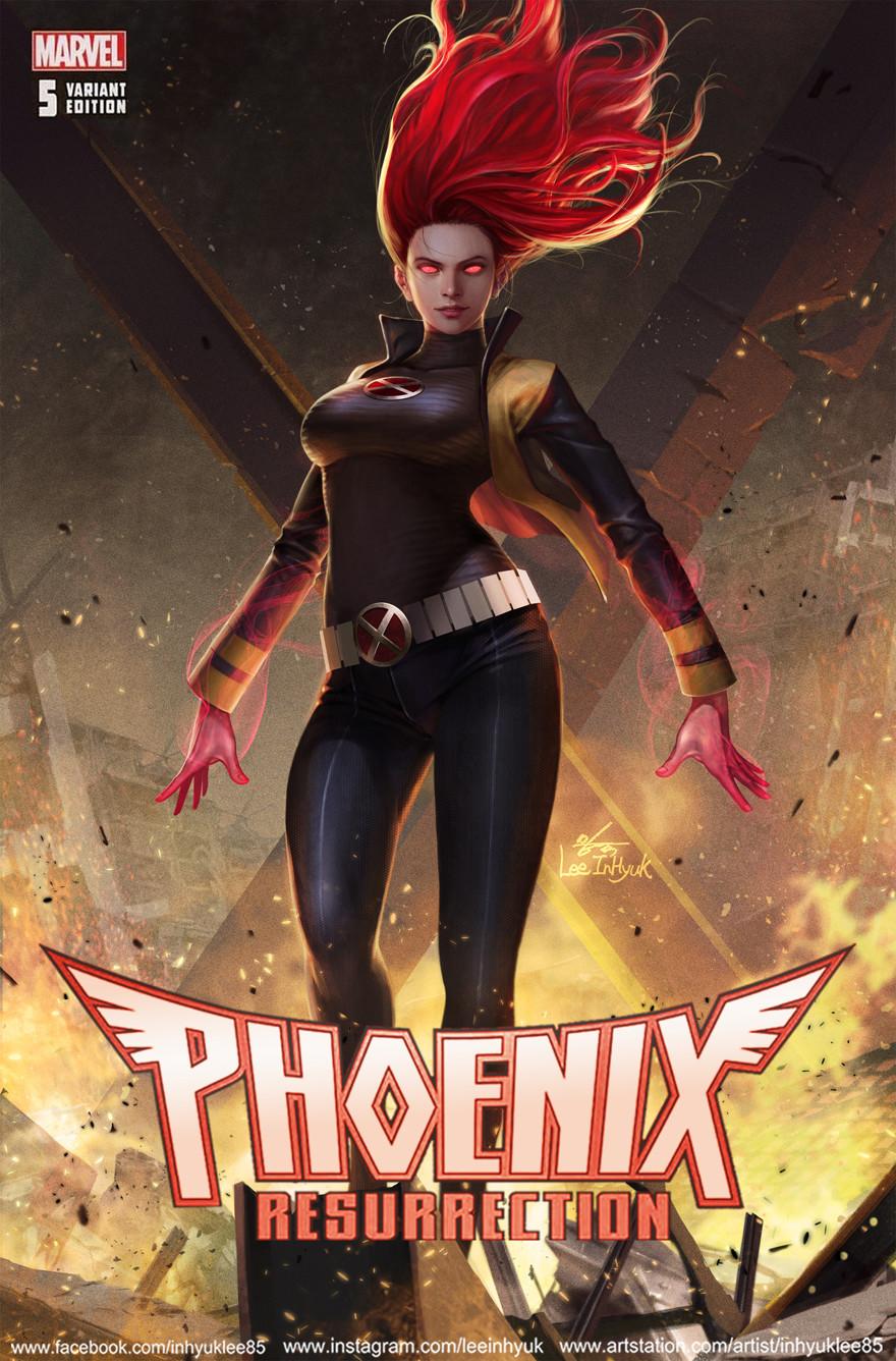Inhyuk lee phoenix resurrection 5