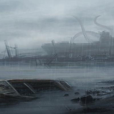 Andy sutton ship sketch