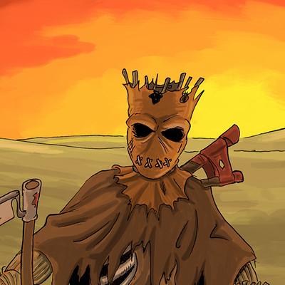 Nick noah scarecrow