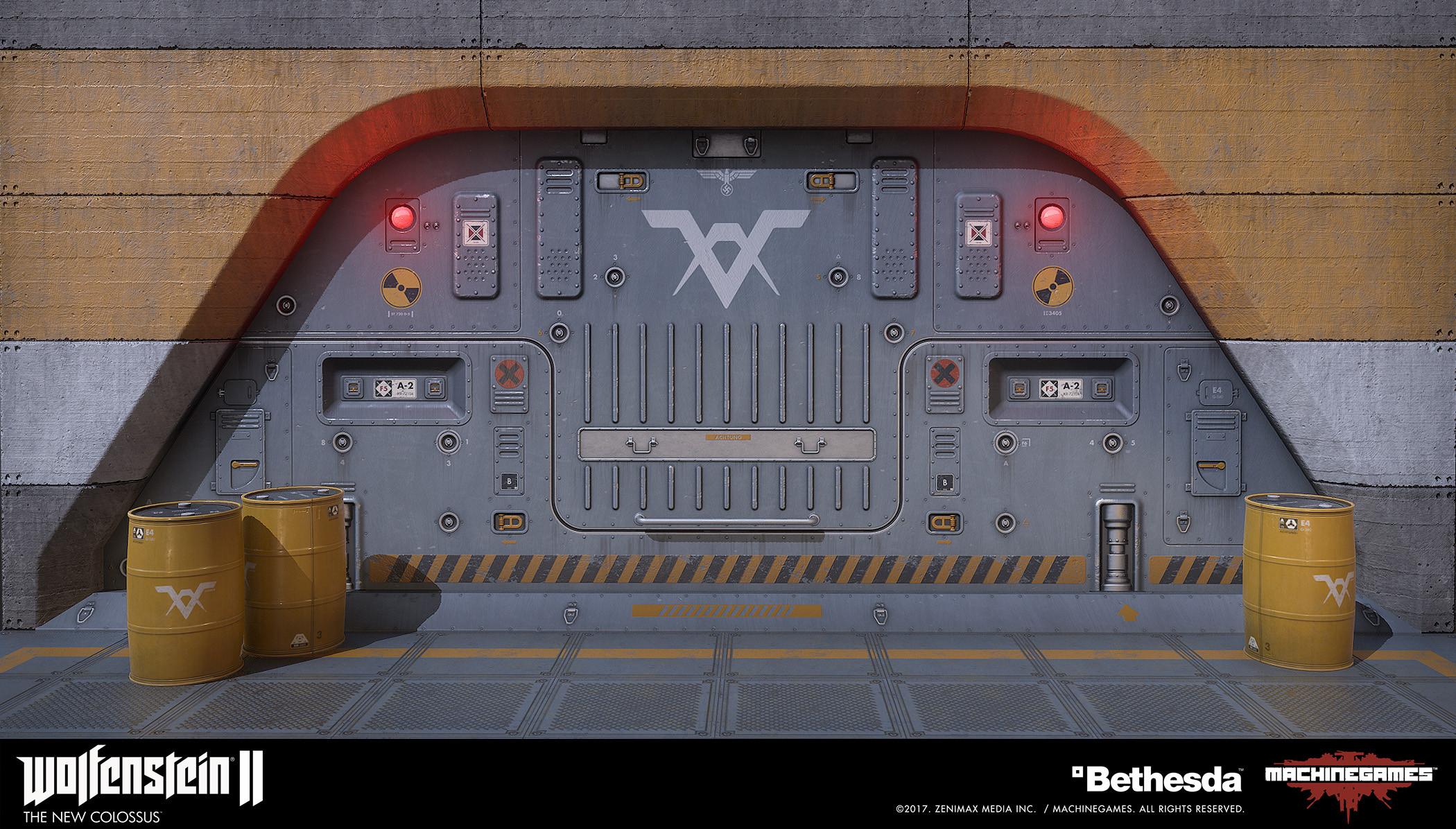 Venus Garage Door