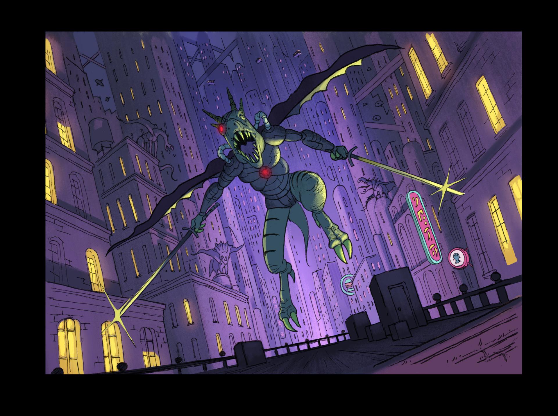 Jim bryson cyborgdinosaur 01