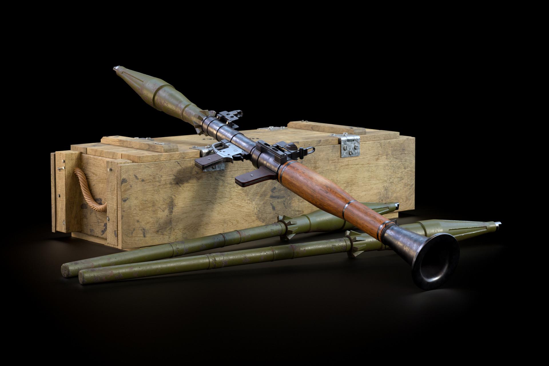 Dawid cencora bazooka2