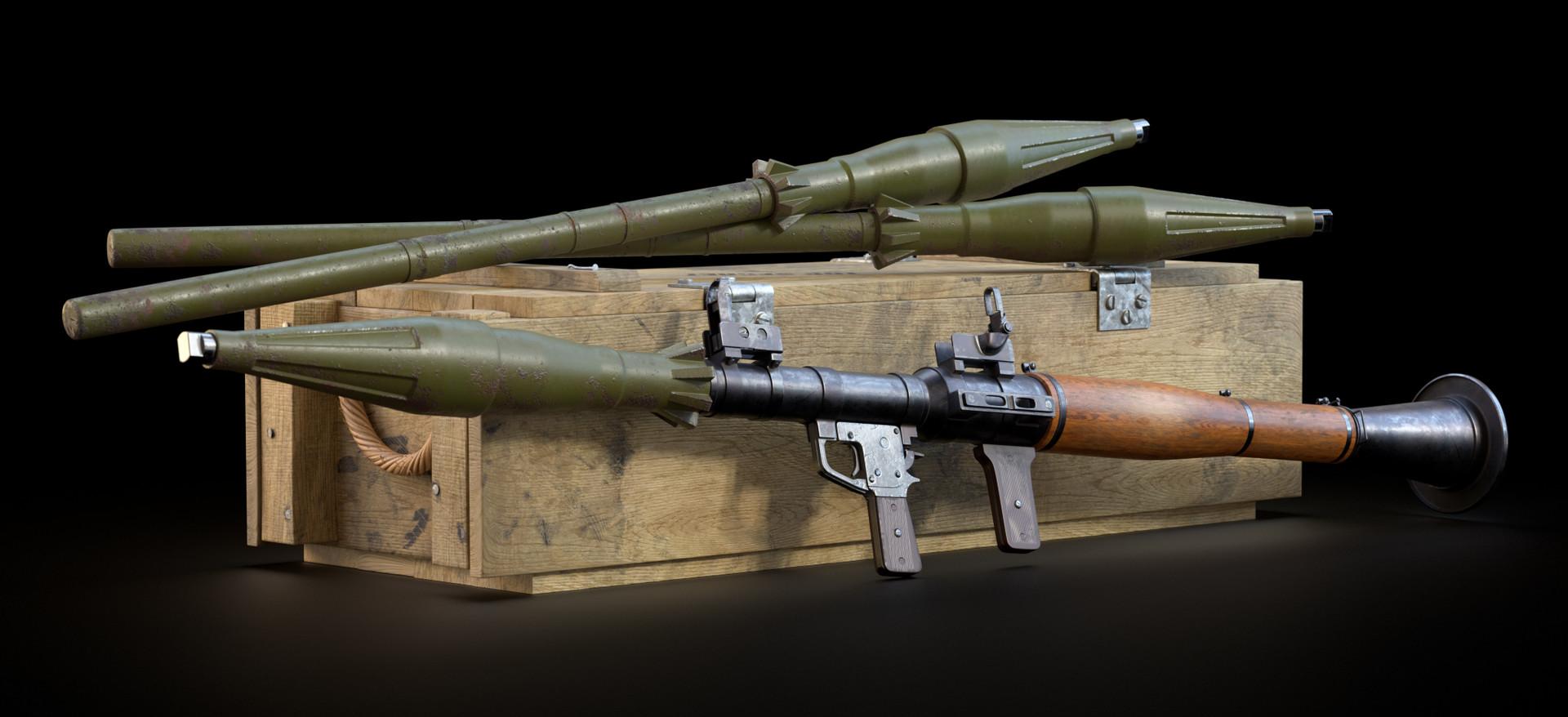 Dawid cencora bazooka3