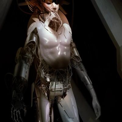Amro attia cyborg