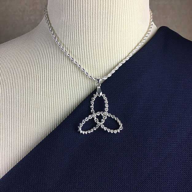 Ken calvert trinity knot sml