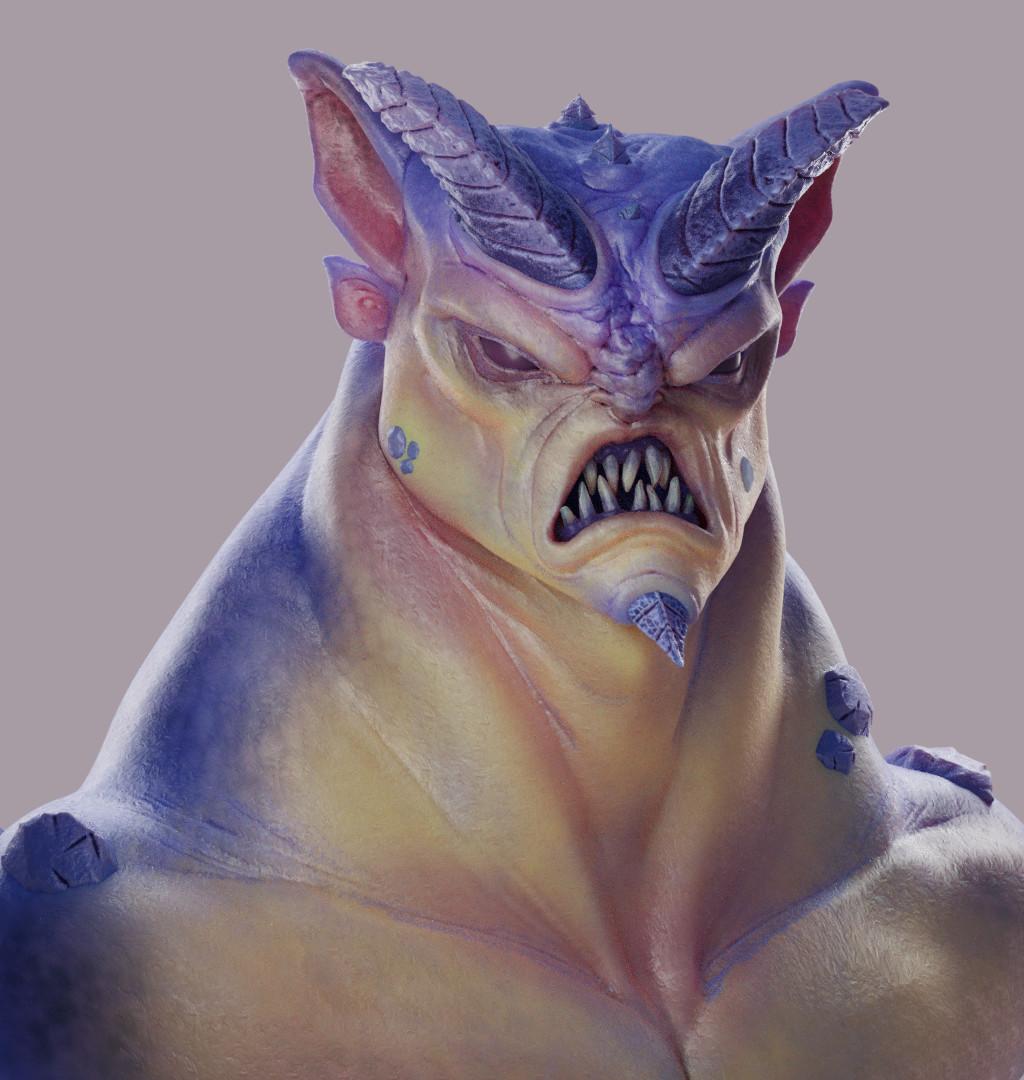 Juan carlos montes monster