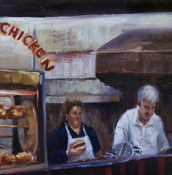 Stephen noble chickenhut