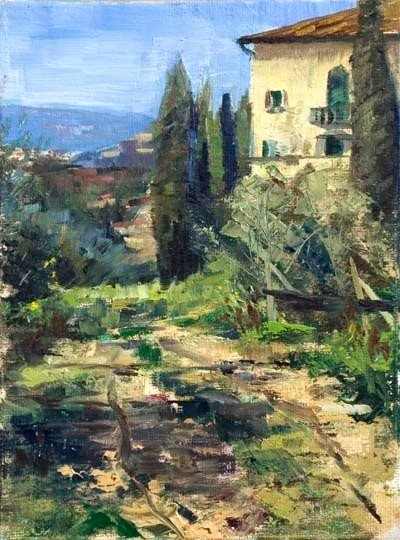 Stephen noble tuscanlight