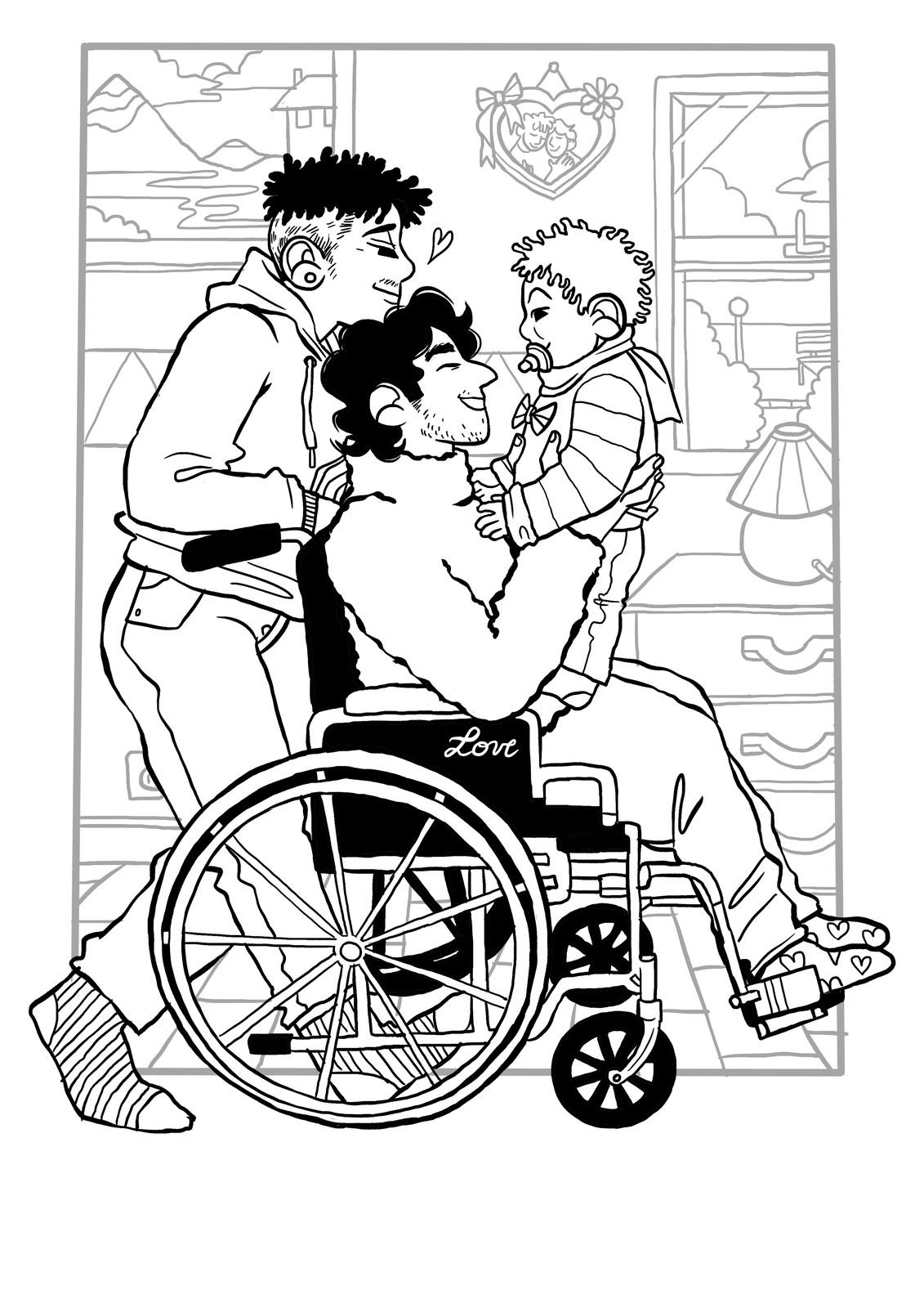 Satu's family