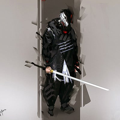 Benedick bana ninja lore