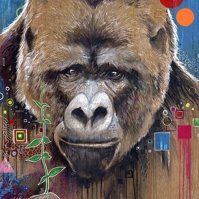 Christopher michael walker gorilla gorilla