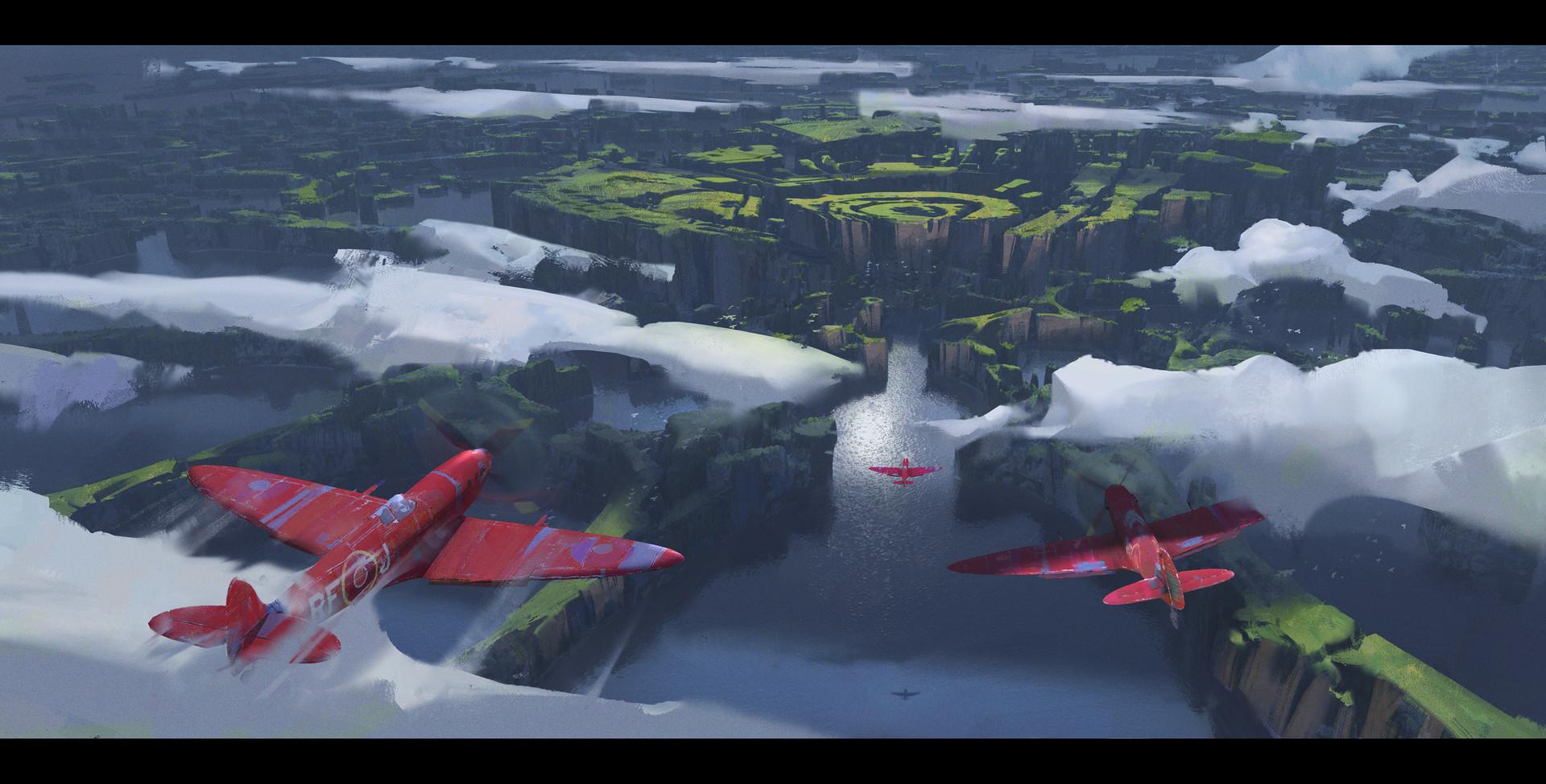 Jx saber air planes v1