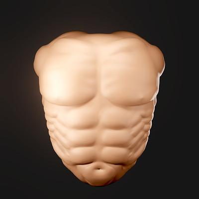 Abdelrahman eldesoki 22 male torso