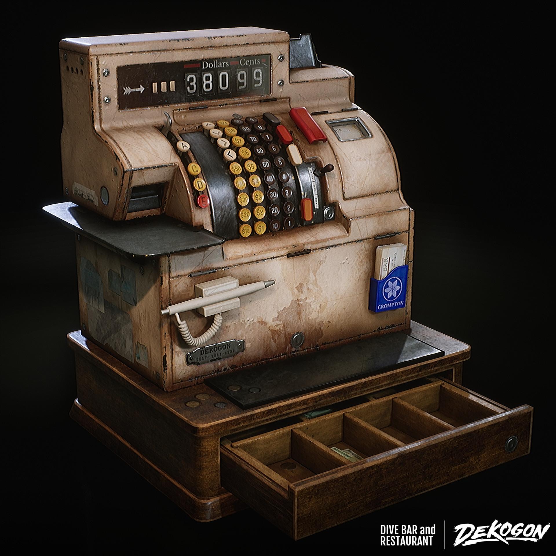 Wahyu nugraha cashregister 01 02