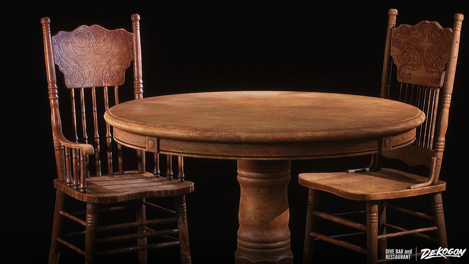 Wahyu nugraha woodentableandchairs 01 02