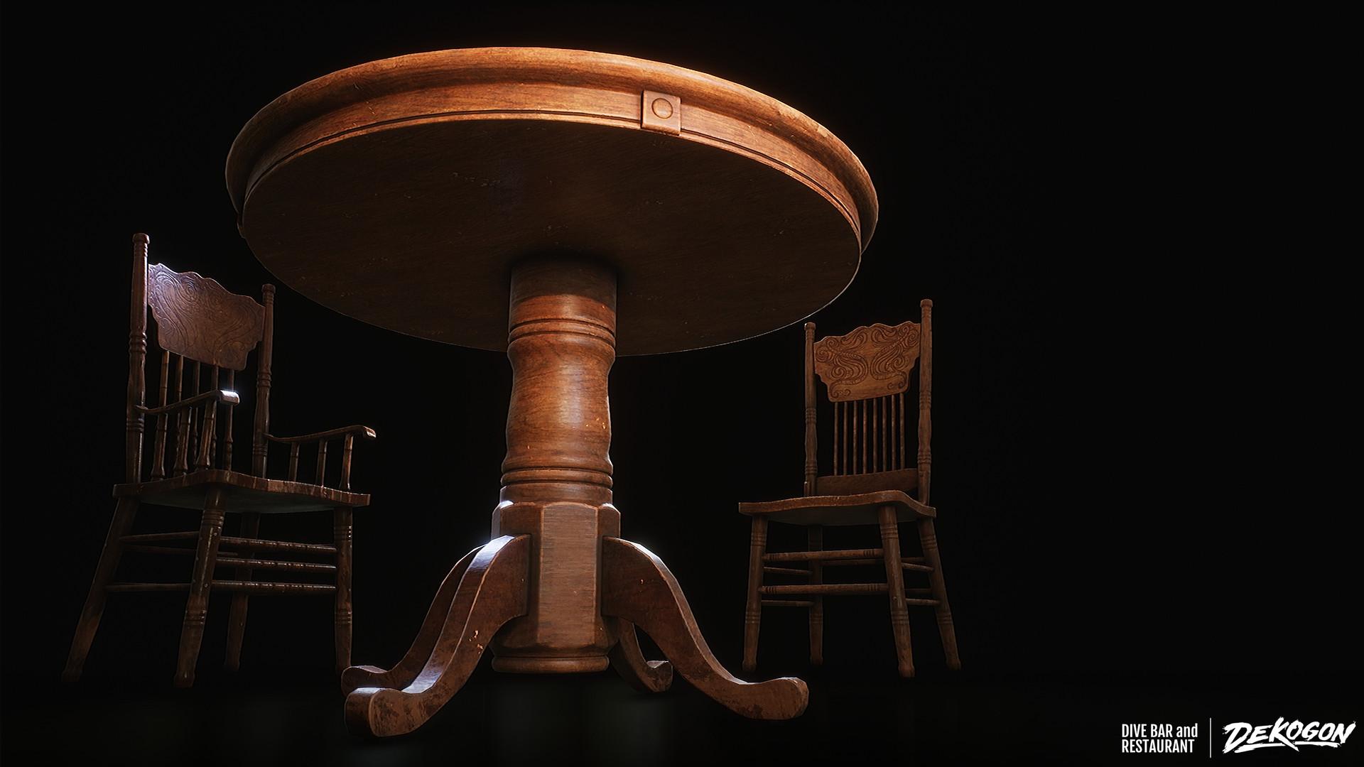 Wahyu nugraha woodentableandchairs 01 05