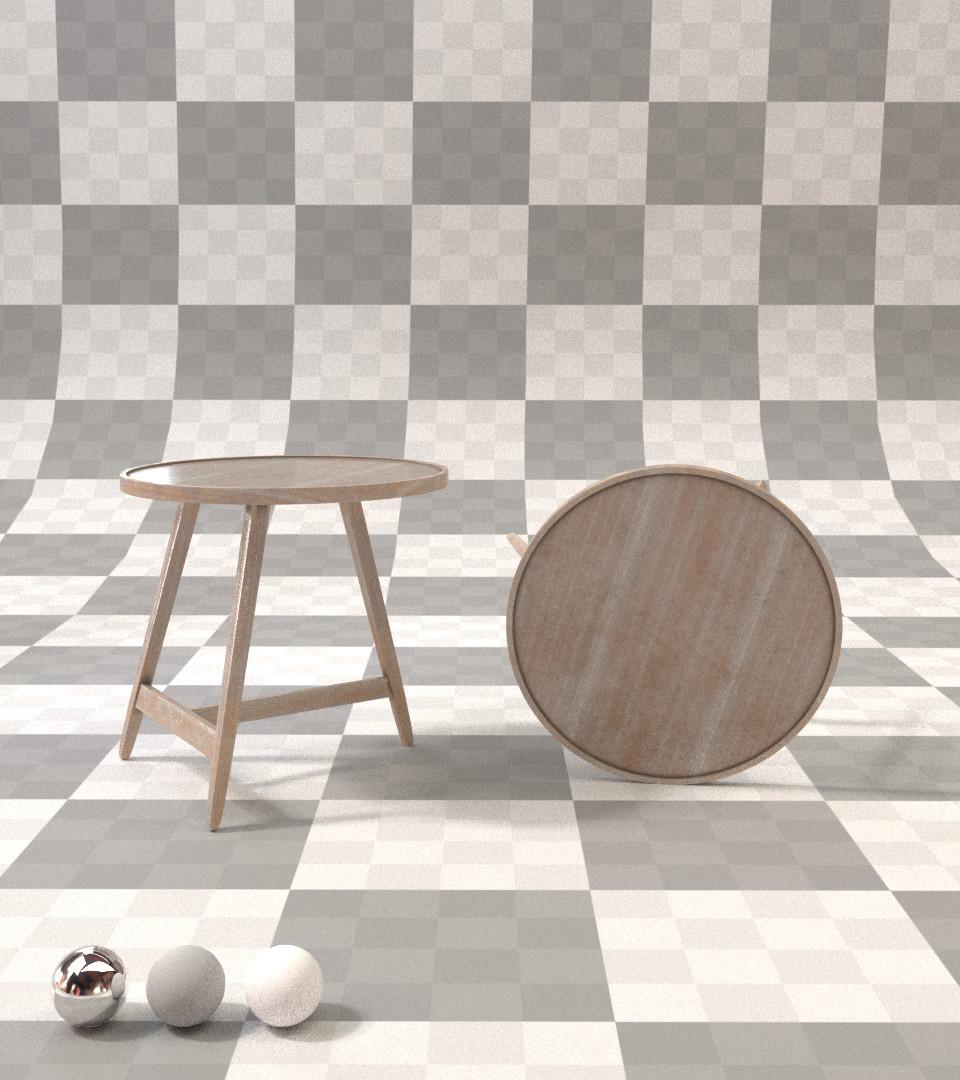 Milush manimendra lookdev tavolino redshift