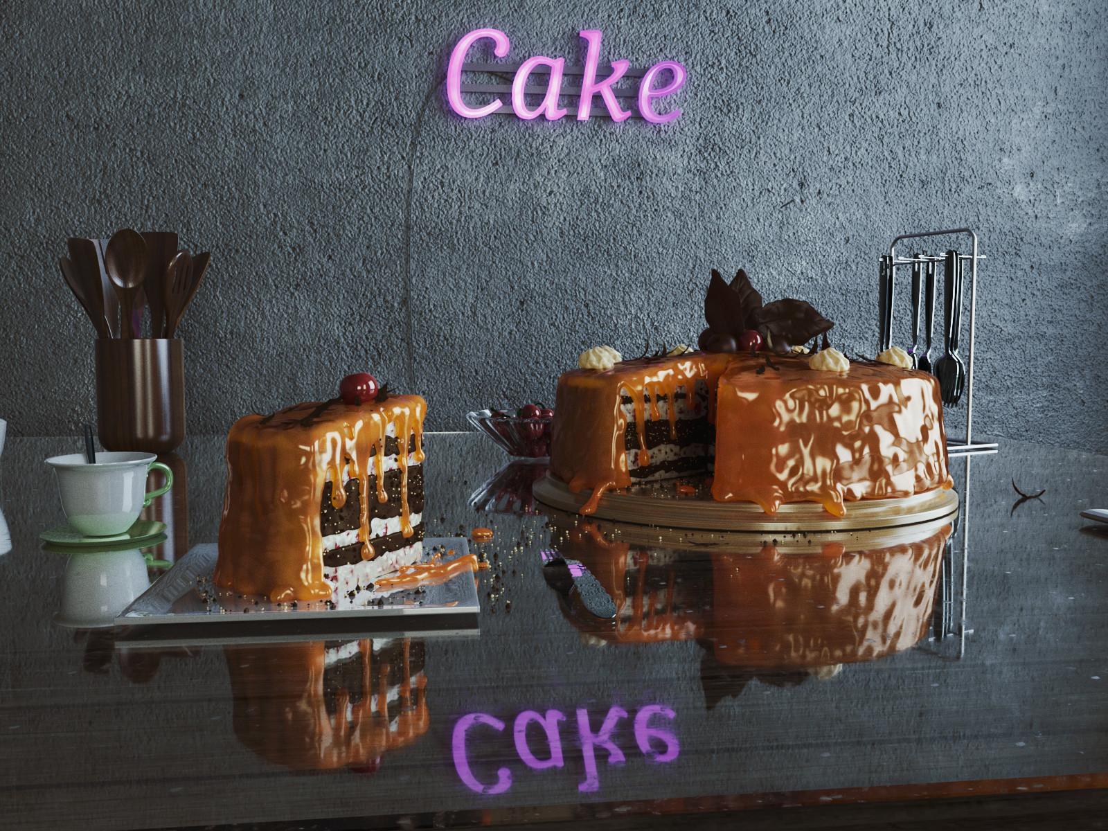 Cake Renders
