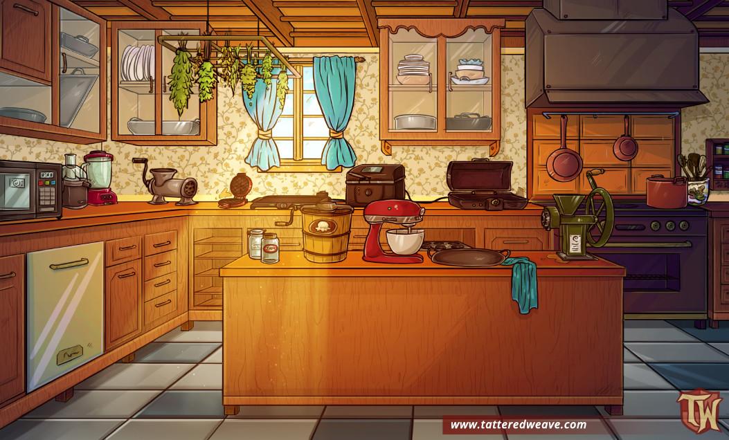 Final (Stocked Kitchen)