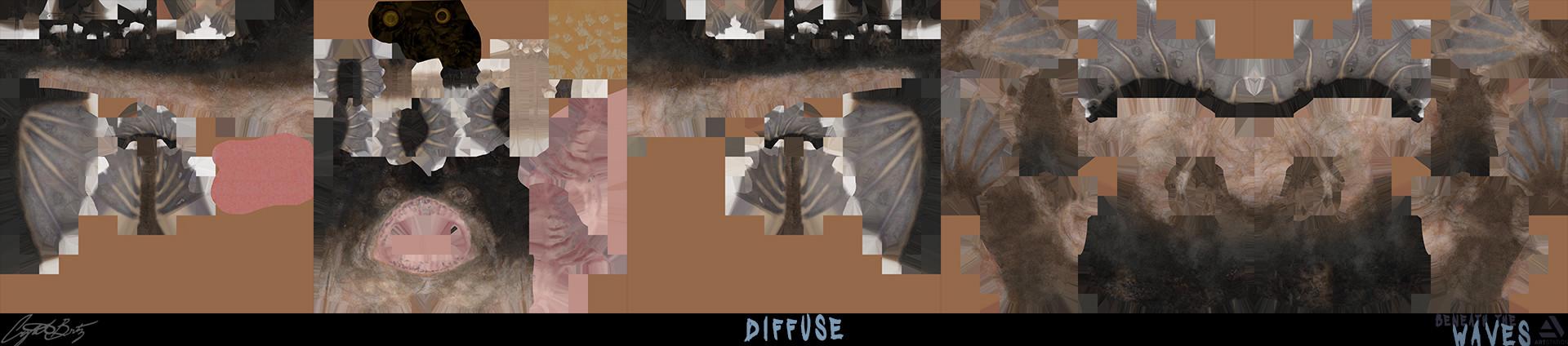 Crystal bretz texturemaps a