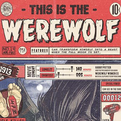 Pierre marie postel werewolf 0