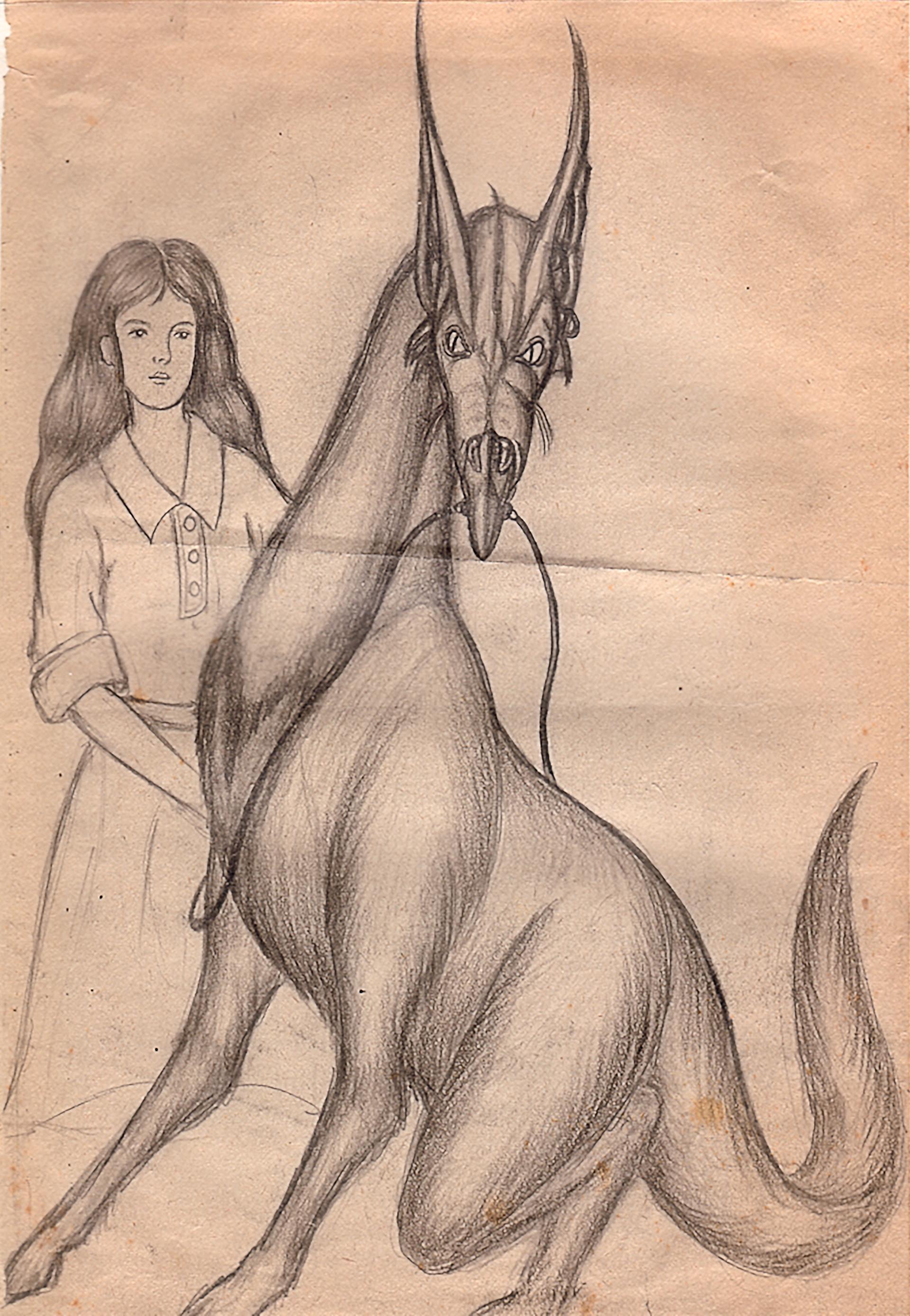 E lynx ladyandbeast