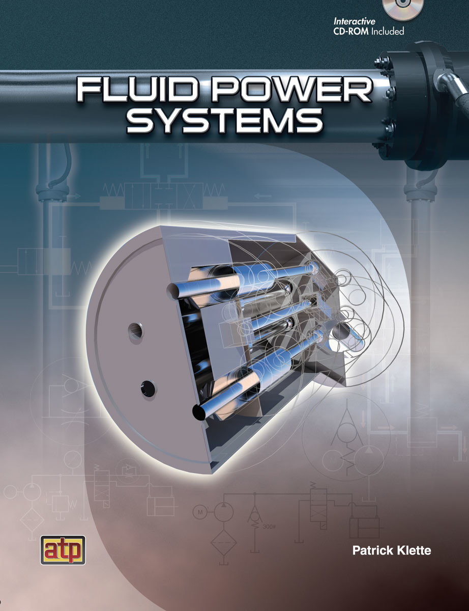 A draft version of the previous cover. I created the axial piston pump cutaway in 3D, rendered in Thea Render, and composited in Photoshop. The backdrop and title were also created n Photoshop, with final text in Illustrator.