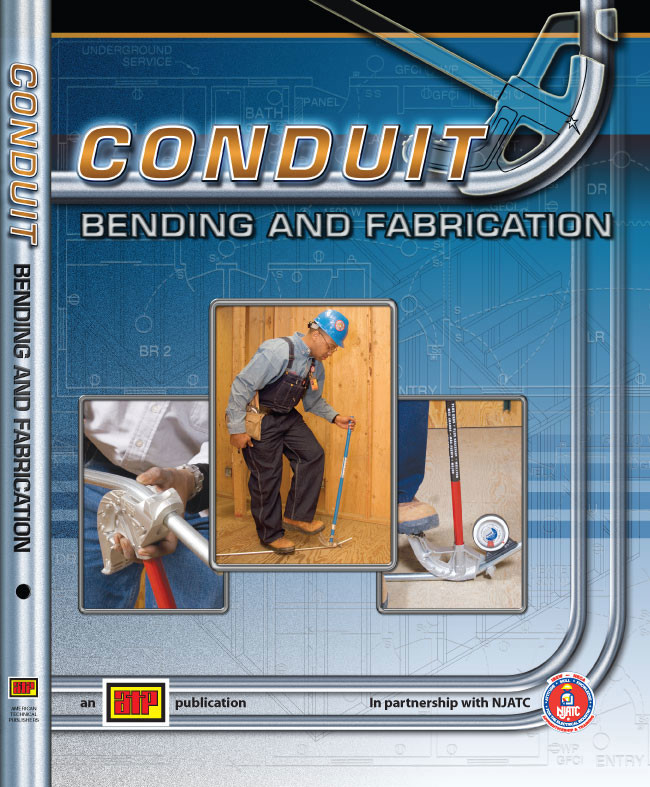 This was a softcover book with the design primarily done in Photoshop. The conduit was created in Illustrator.