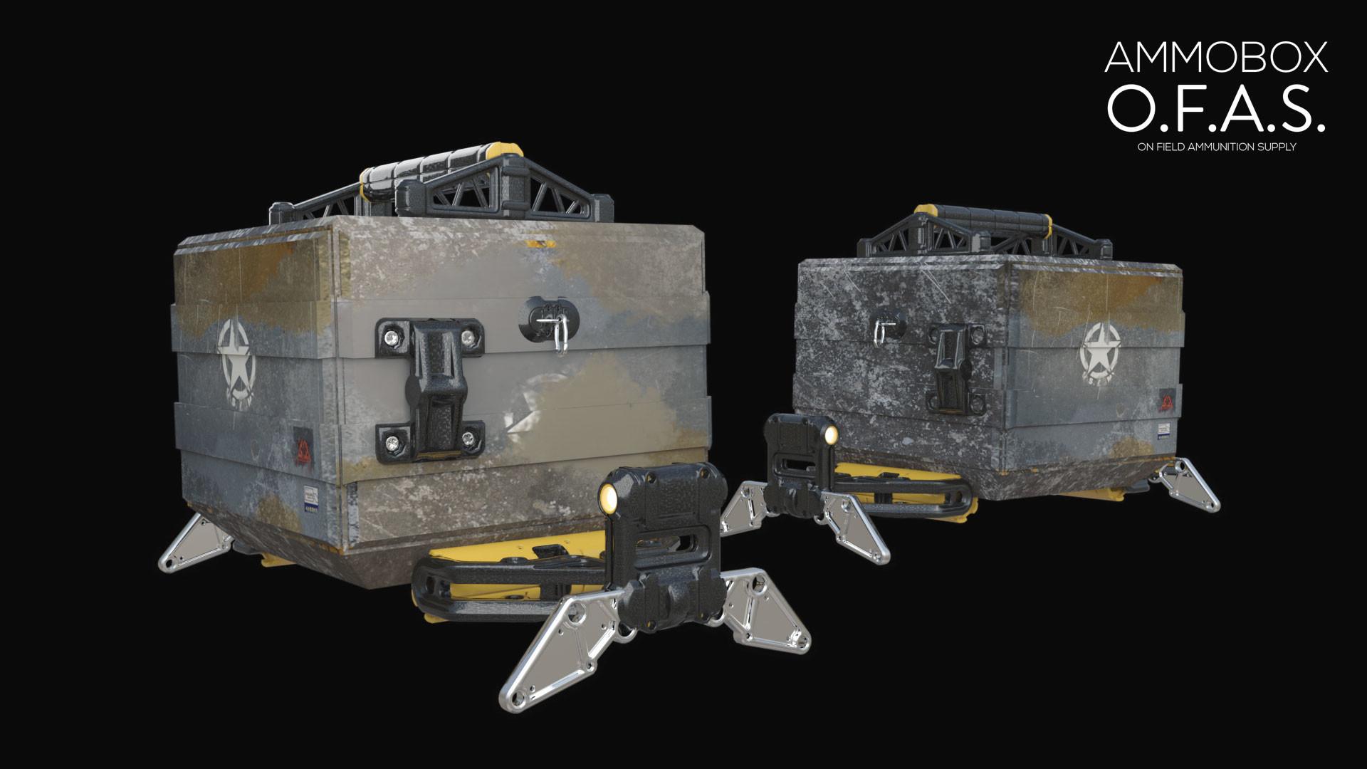 Michelangelo girardi ammobox3