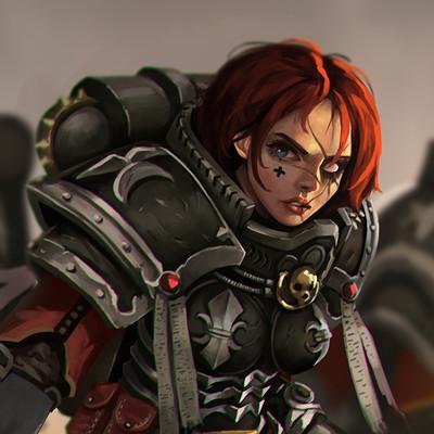 Henry chen warhammer2