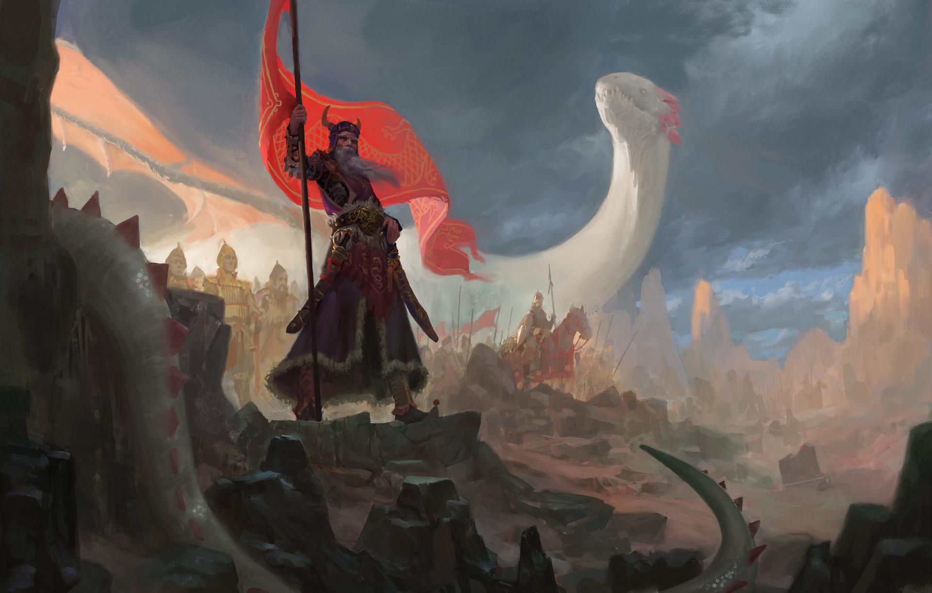 Artur treffner warlord final