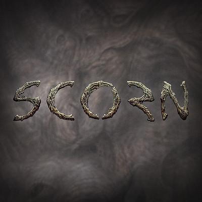Martin de diego z scorn logo transparent x