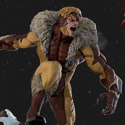 Alejandro pereira sabretooth color 02