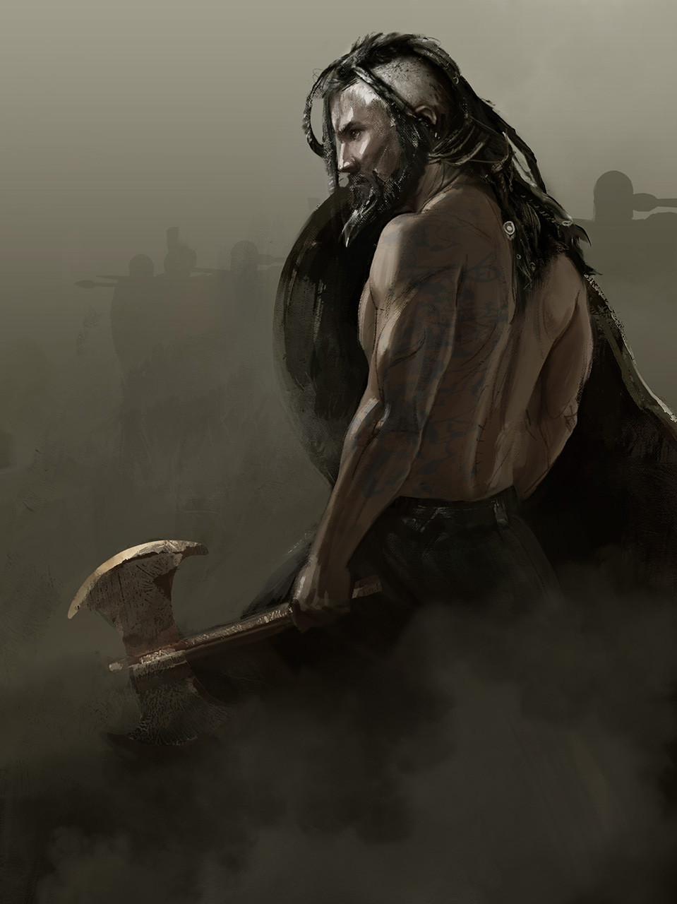 Mariusz kozik warrior sk 002