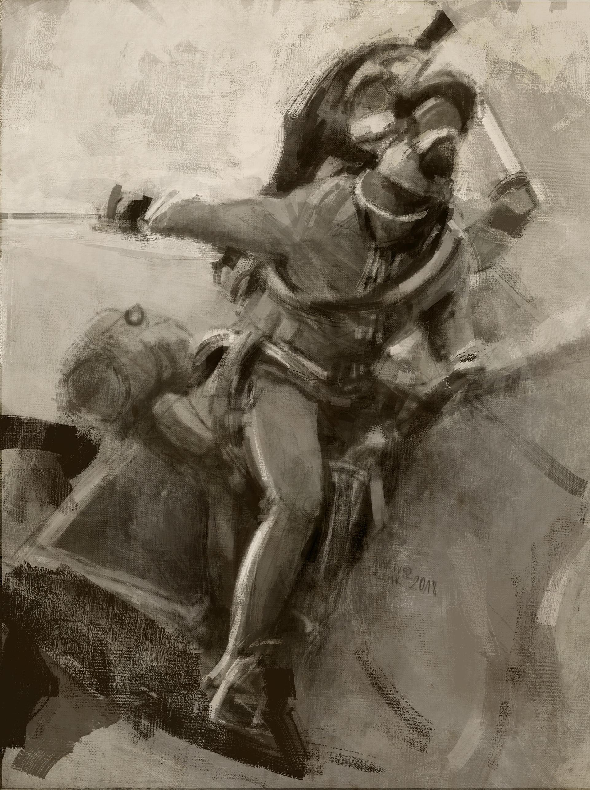 Mariusz kozik dragoon d 006