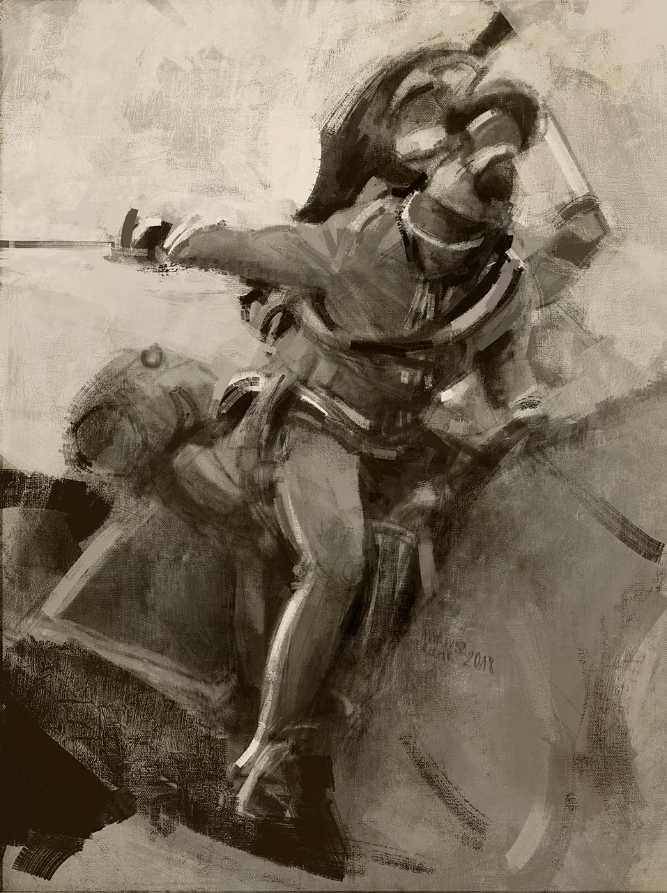 Mariusz kozik dragoon d 007