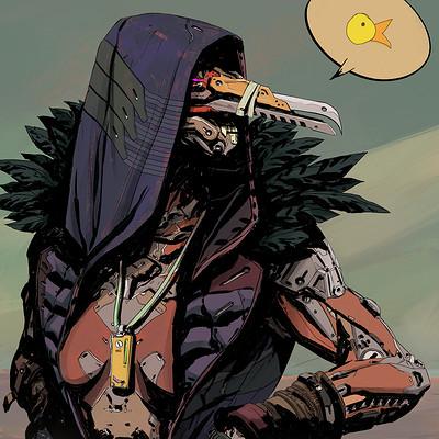 Fred rambaud skullz birdie5