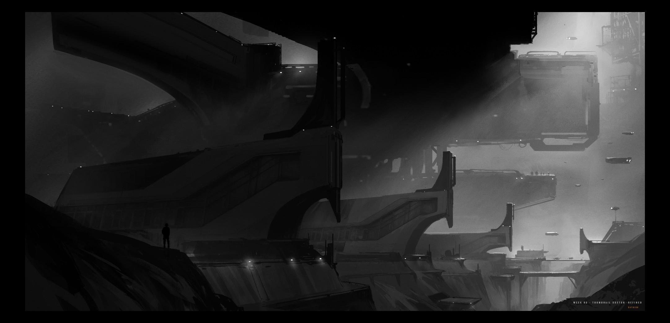 Exploration sketch 01
