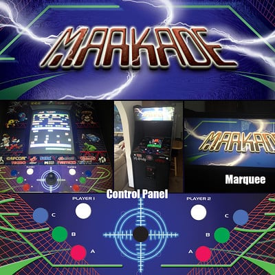 Mark maxwell markade compilation