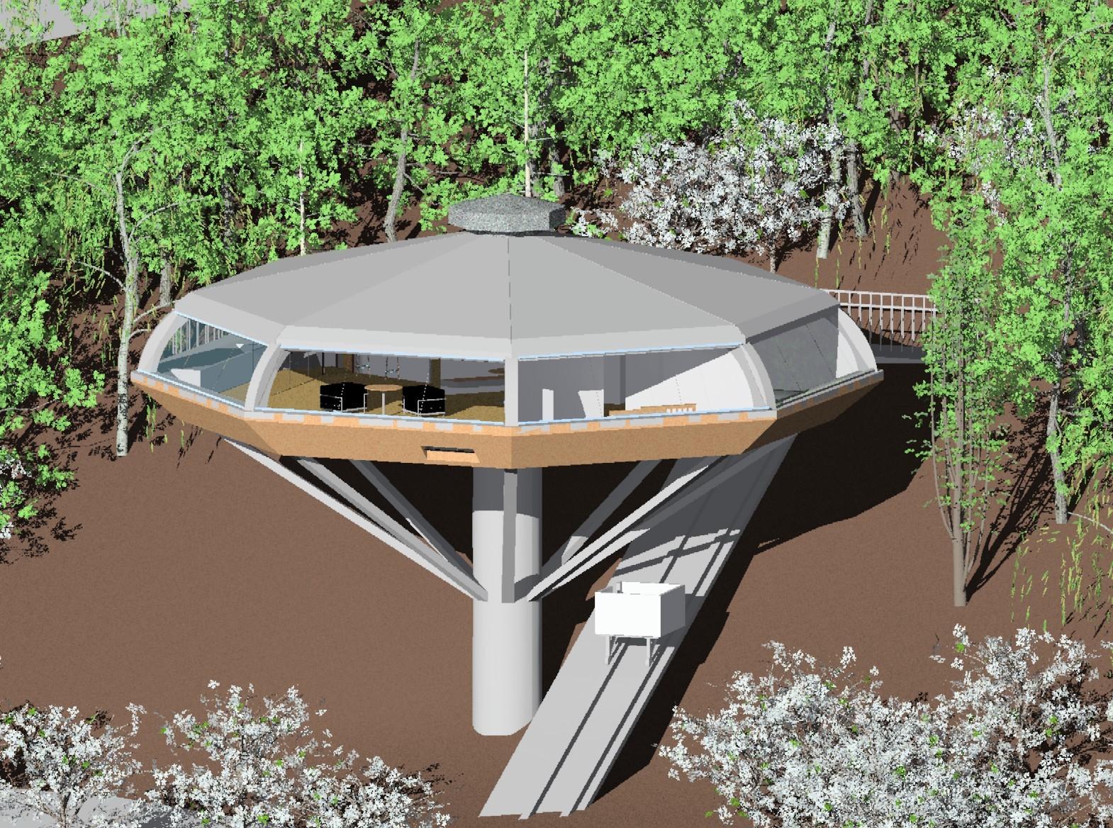 Chemosphere - Architecture Department student work