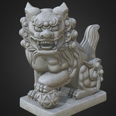 Vlx kuzmin foodog 3 guardian lion