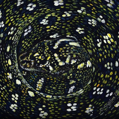 Angelica zurawski snake