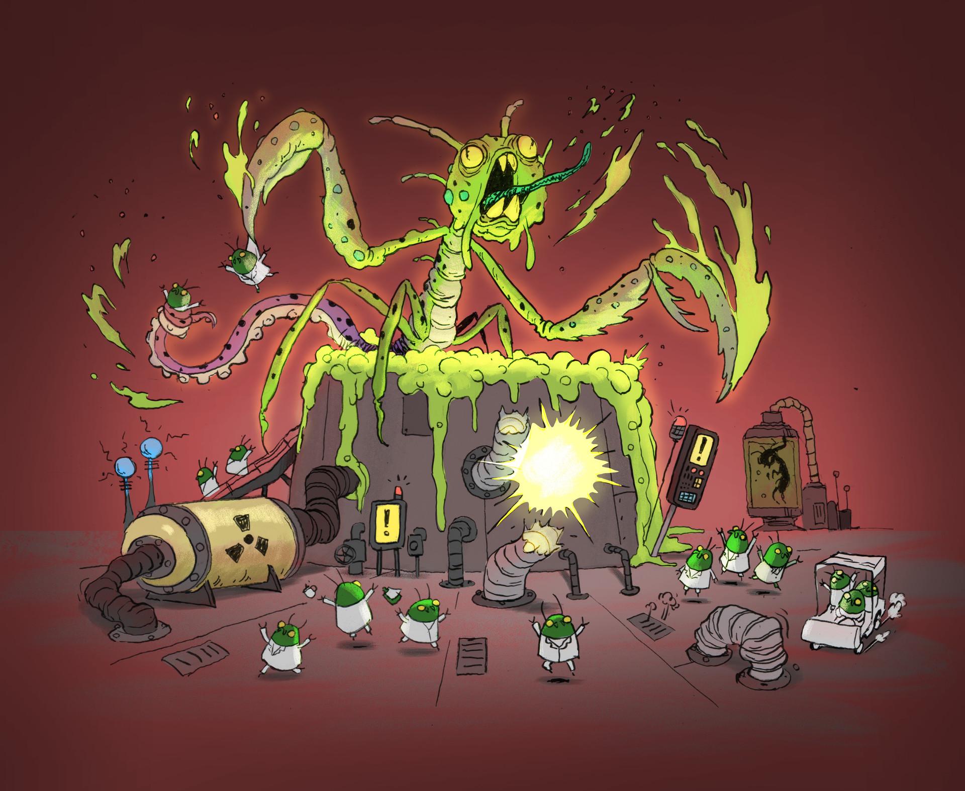 Jim bryson radioactiveinsect 01 color