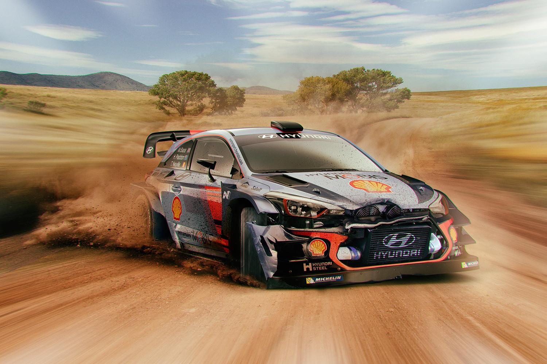 ArtStation - Crashed WRC Hyundai Rally Car (inc Video), Marc W Bass