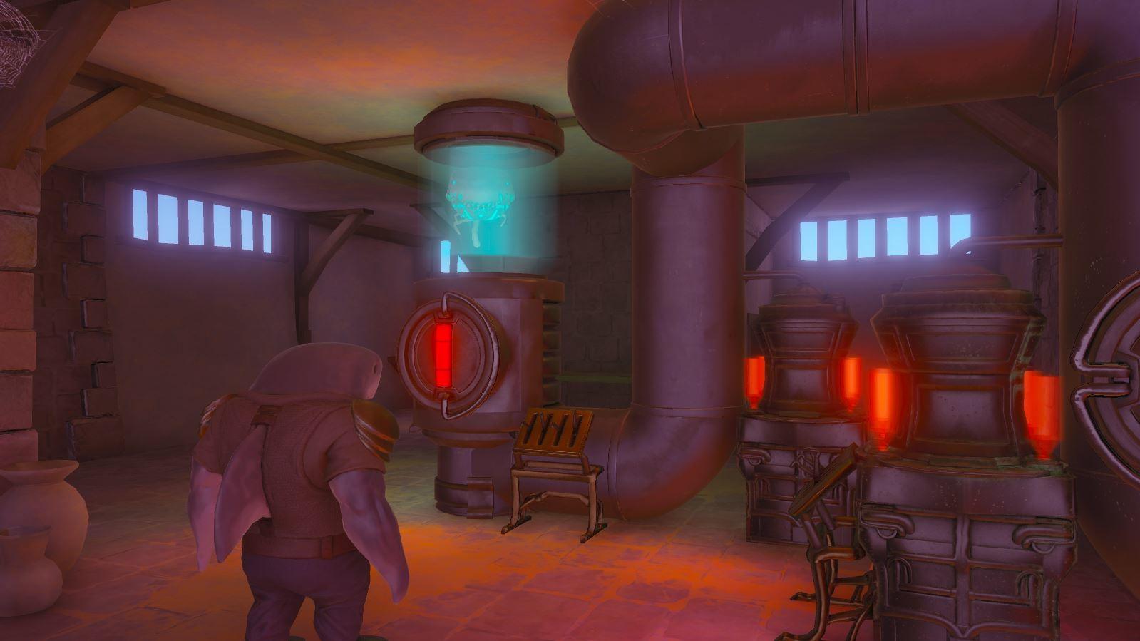 Philip hogg castle cellar03