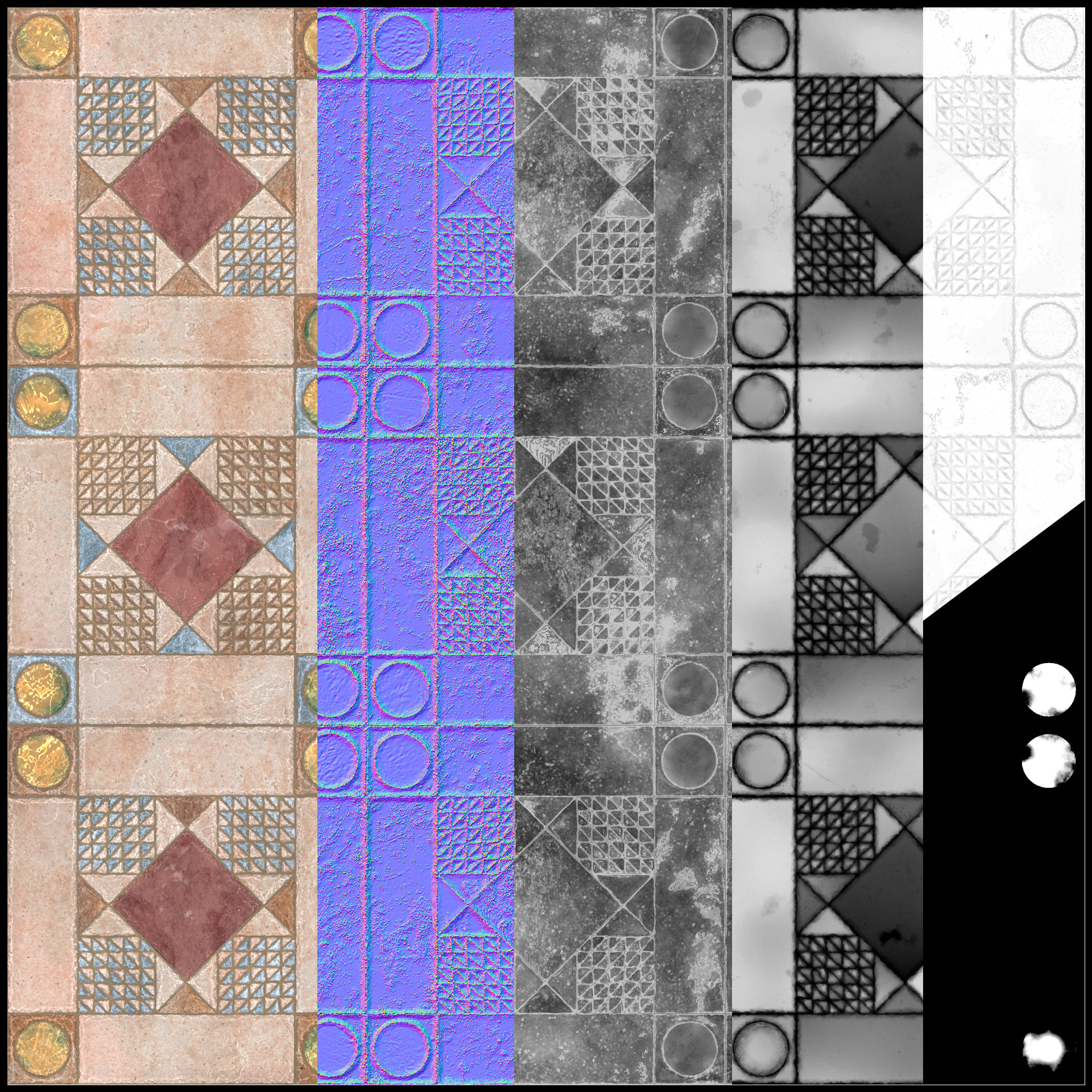 Maxim fortin tiles 1 maps