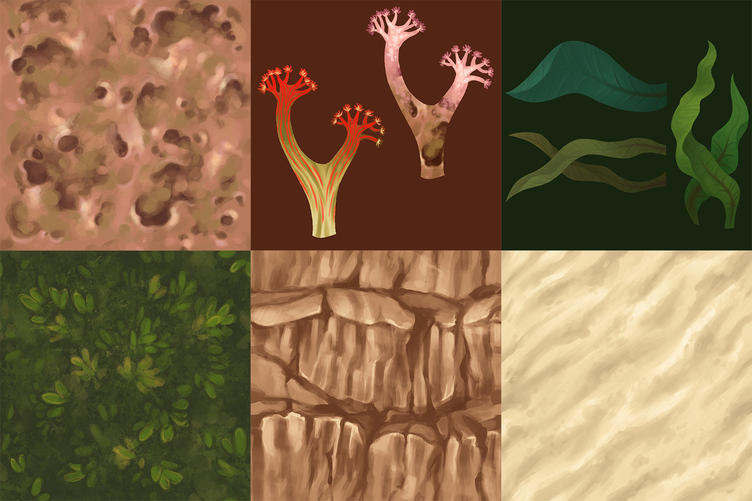 Texture Samples