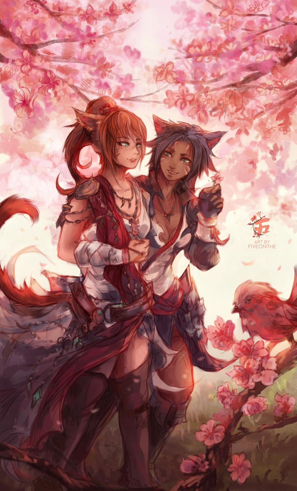 🌸 Spring Blossom